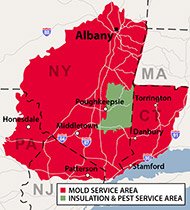 Our New York, Connecticut, Pennsylvania, and New Jersey Service Area